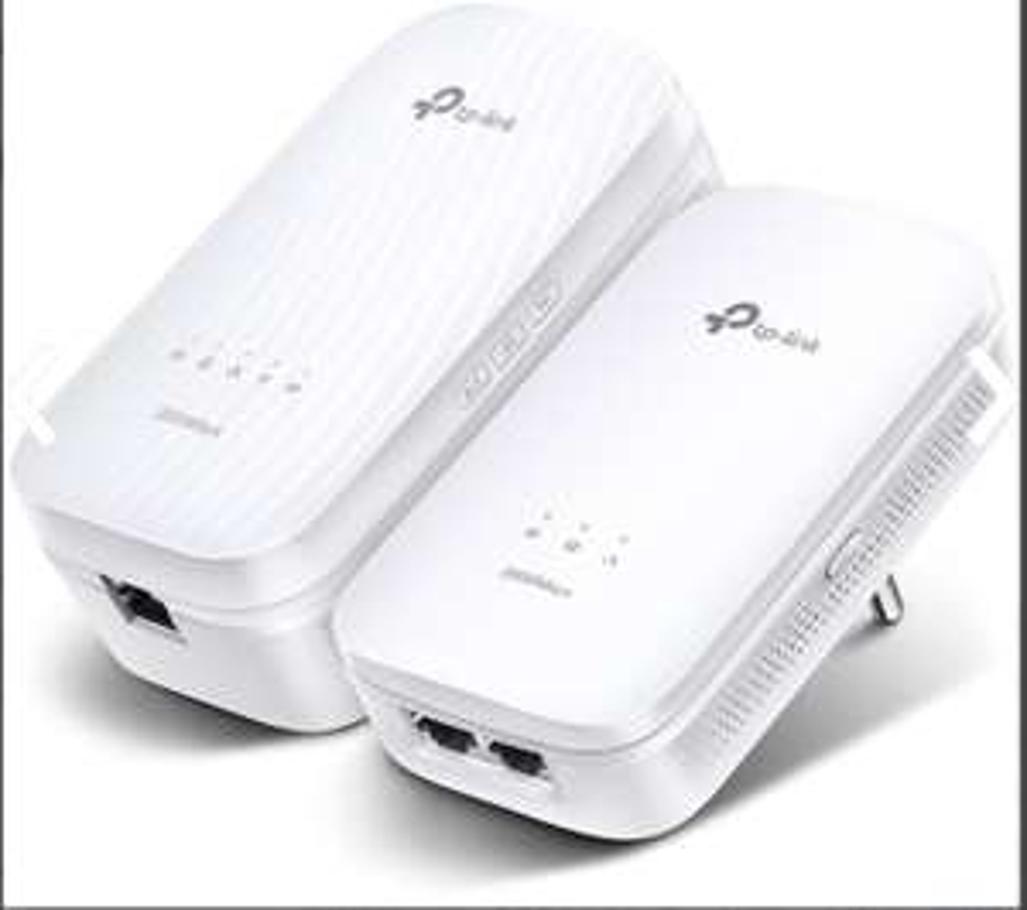 TP-Link Gigabit Powerline AV2 ac Wi-Fi Kit TL-WPA9610 KIT @mycom