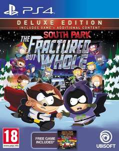South Park: The Fractured But Whole (Deluxe Edition) PS4 @Coolshop