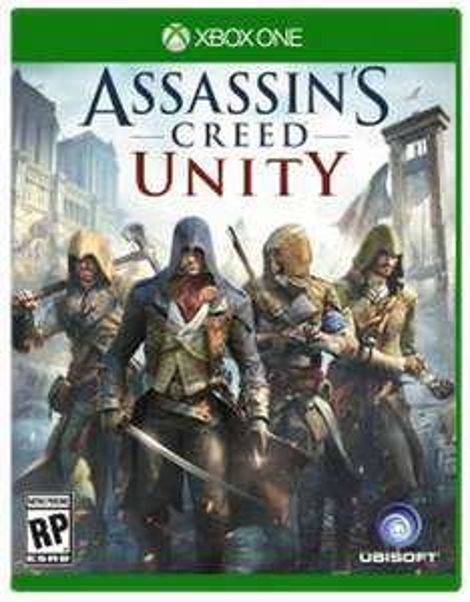 Assassin's Creed Unity (Xbox One download) voor €0,57 @ CDKeys