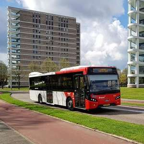 Bus dagkaart stadsdienst Den Bosch, Tilburg en Breda €3,-  @Arriva