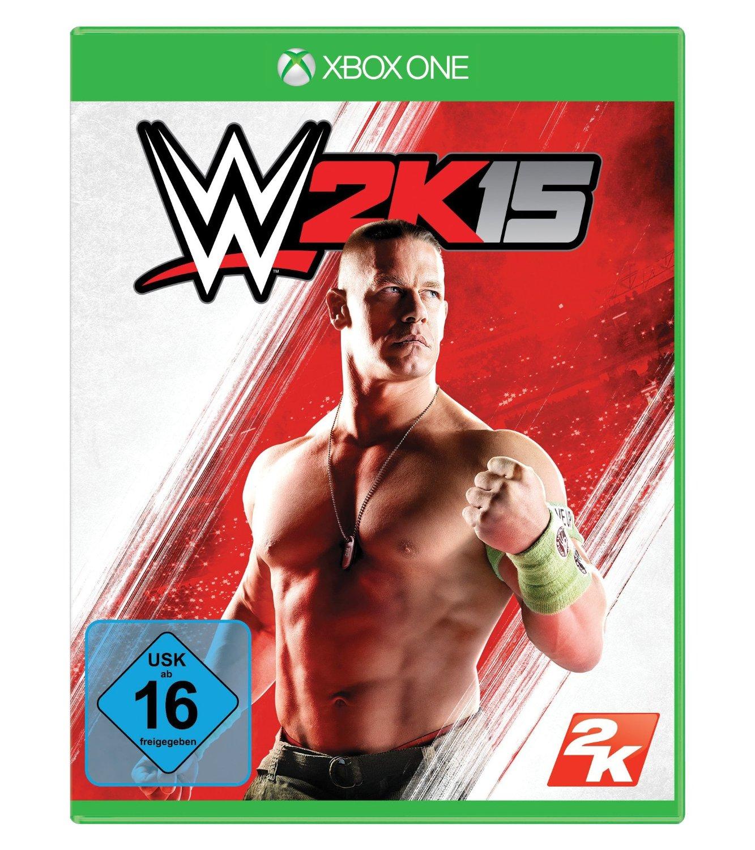 WWE 2K15 (Xbox One) voor 20,32 @ Amazon.de