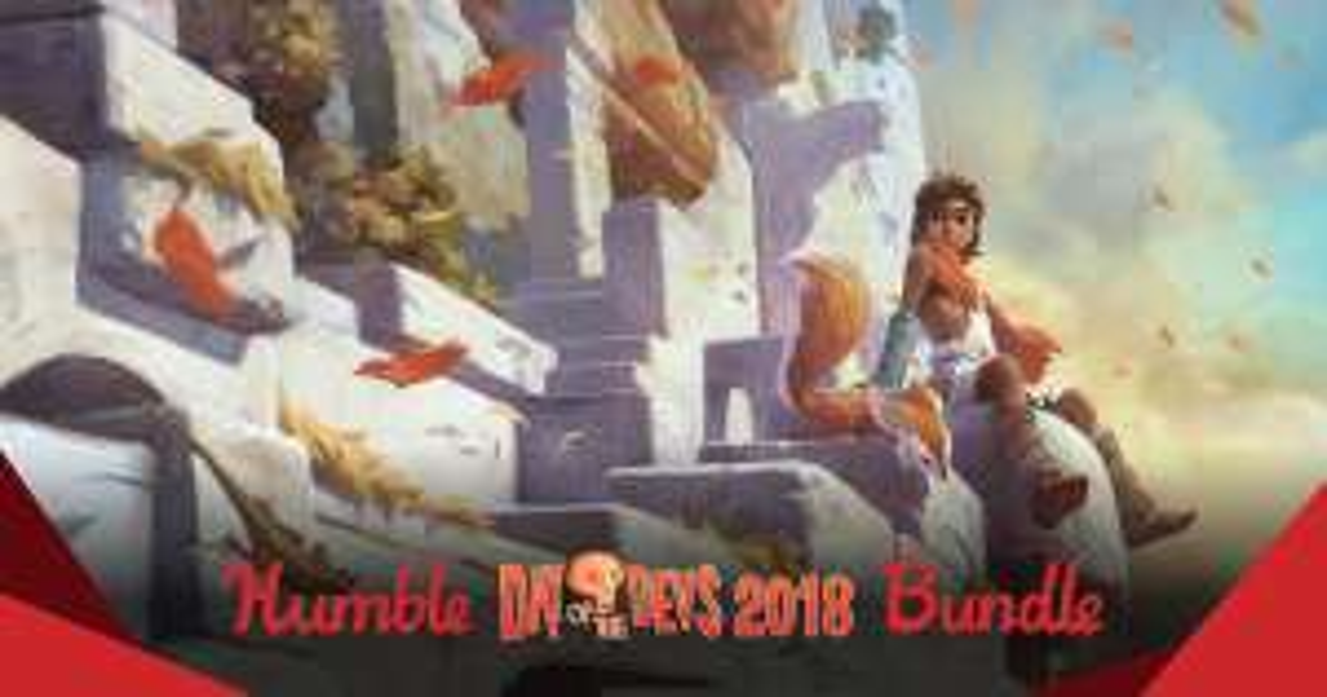 Humble Bundle: Day of the Devs Bundle 2018