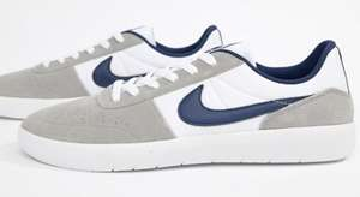 Nike SB - Team Classic sneakers in grijs