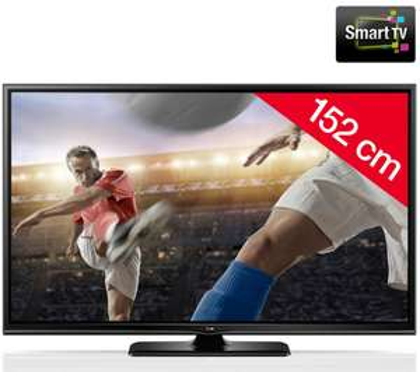 LG 60PB660V  voor € 749 - 46 Inch Full HD plasmatelevisie