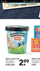 Emte supermarkten - Ben en Jerry's 500ml!