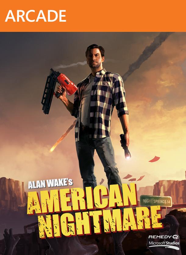 Alan Wake's American Nightmare XB1/X360 voor €1,09 @ CDkeys
