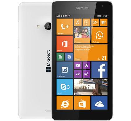 Nokia Lumia 535 / 630 met BEN 100 min/sms (1 maand) voor €54,45 na cashback @ Coolblue