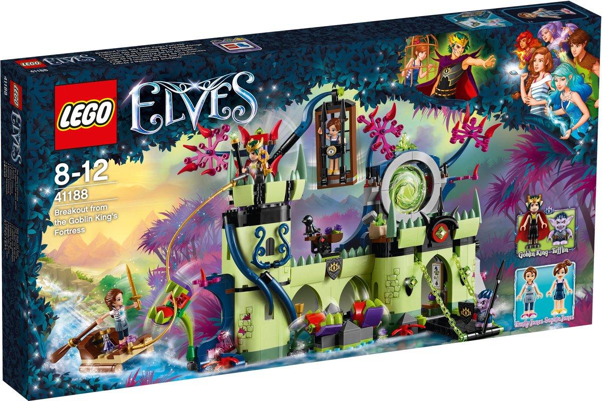 LEGO Elves 41188 voor €43,95 @ Wehkamp