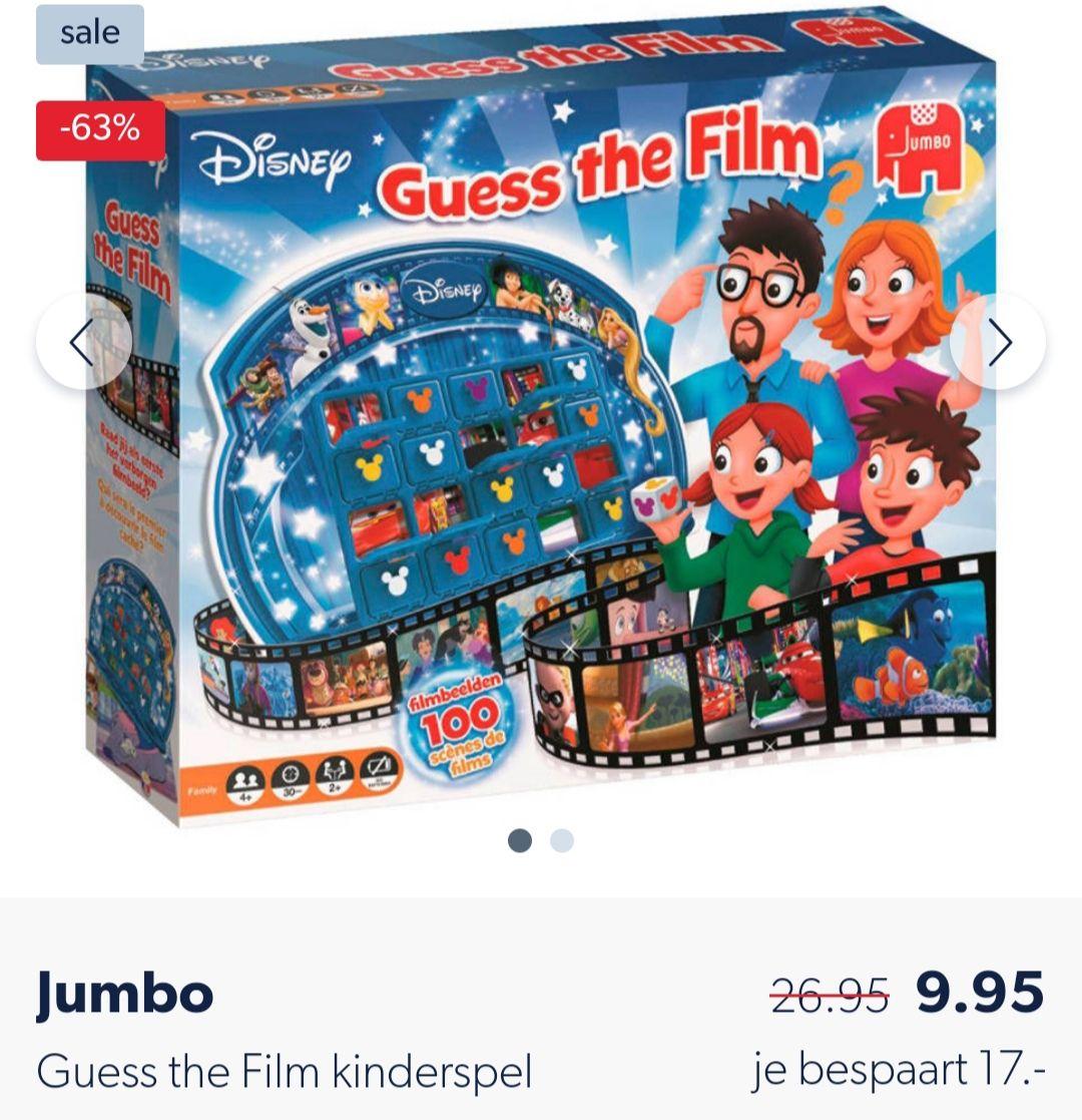 Disney, guess the film (Jumbo)