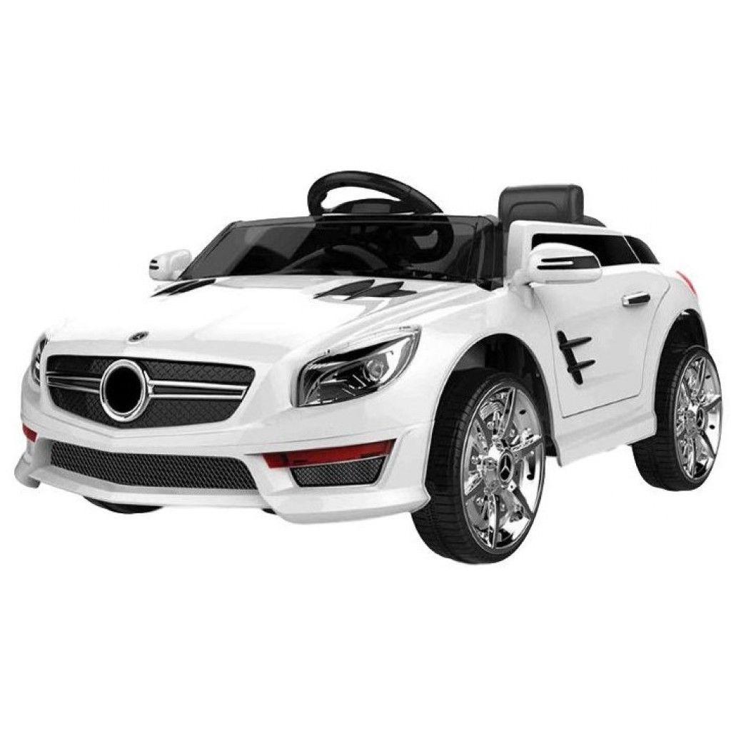 Cangaroo Mega Power Wit Elektrische Kinderauto S698