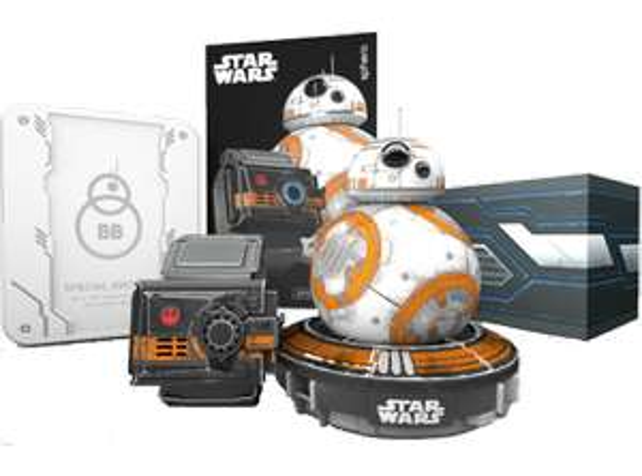 Sphero Special Edition Battle-Worn BB-8 met Force Band voor €99,95 @ Amac