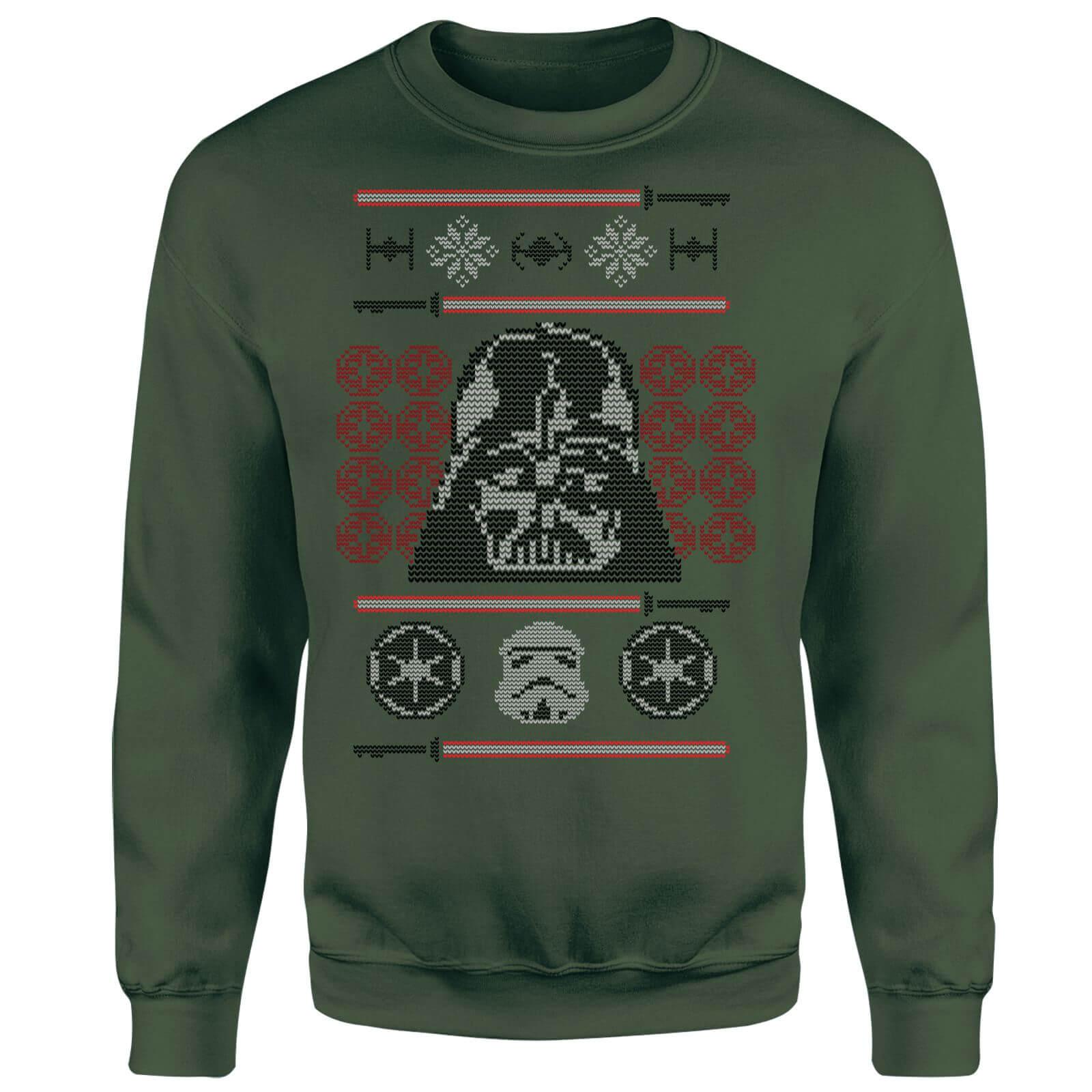 Star Wars Darth Vader kersttrui voor €20,99 + gratis verzending @Zavvi
