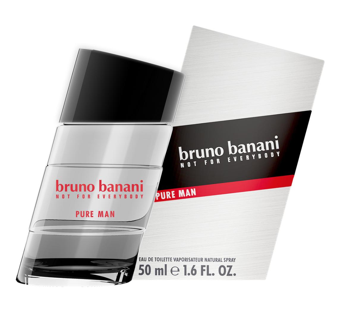 Bruno Banani Pure Man Eau de Toilette 50 ml voor €8,77 @ Douglas