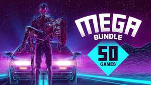 100 Steam games, €4.77 (99% korting)