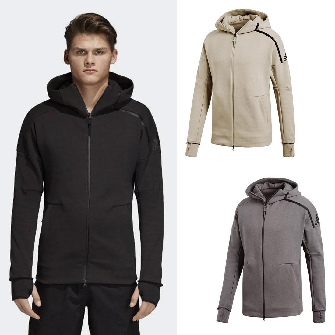 adidas ZNE hoodie -50% + met code gratis verzending t.w.v. €9,95 @ Geomix