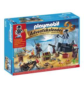 "Playmobil Adventskalender ""Pirateneiland"" 6625 @ Hudson's Bay"