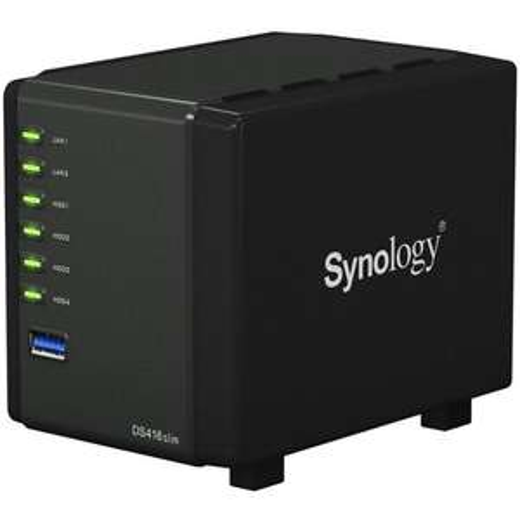 Synology DS416Slim 4-bay