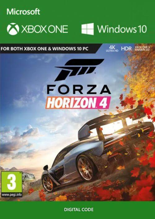Forza Horizon 4 voor XBOX / PC Play Anywhere