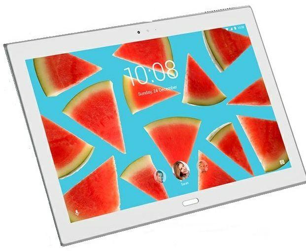 Lenovo Tab 4 Plus 10 WiFi, 4GB ram, 64GB opslag Wit