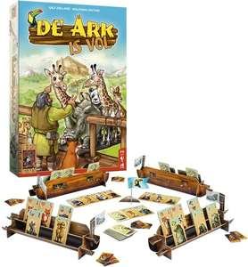 25% korting op De Ark is Vol - Bordspel