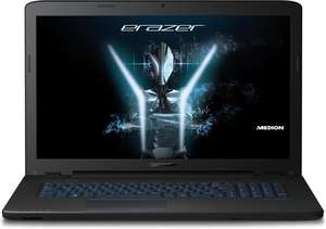 P7647-i5-256F8 17.3 inch Gaming Laptop voor €599 @ Bol.com