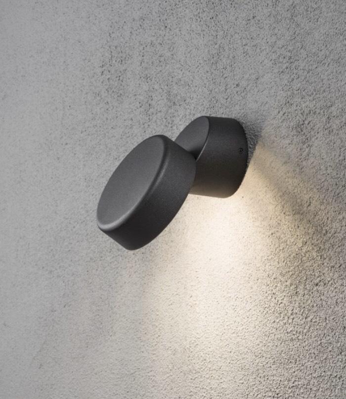 Wandlamp - Vicenza PowerLED 230V @Bol.com