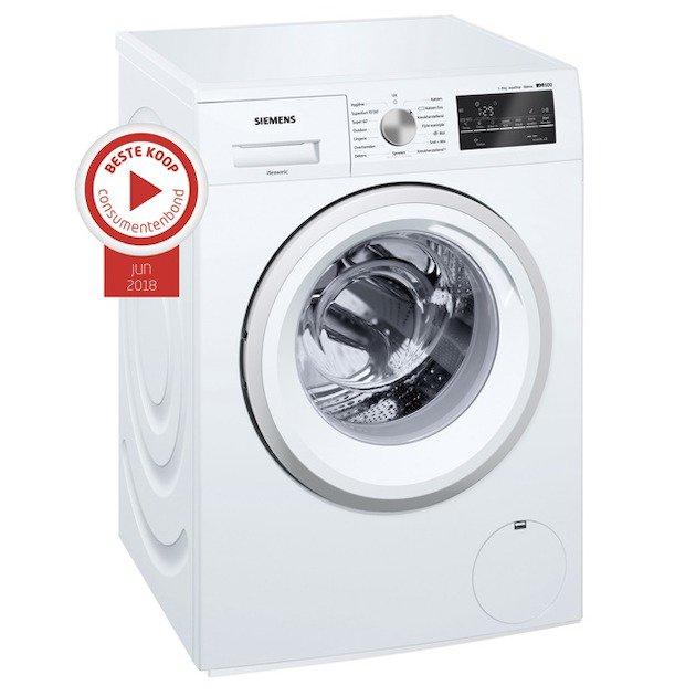 Siemens 8kg A+++ wasmachine WM14T463NL (Beste koop) @Expert