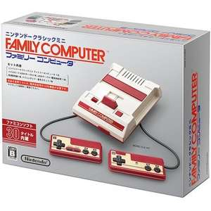 [Black Friday Sale] Nintendo Classic Mini Famicom voor €56,06 @ Play-asia