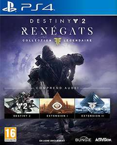 Destiny 2 The Forsaken Legendary Collection (PS4) @Amazon.co.uk