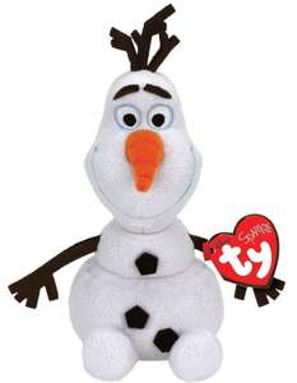 Ty Disney Frozen Olaf 20cm @Trekpleister