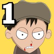 Johnny Bonasera, cartoon avontuurgame gratis @ Google Play-store