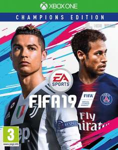 FIFA 19 Champions Edition (Xbox One) voor €55 @ Bol.com