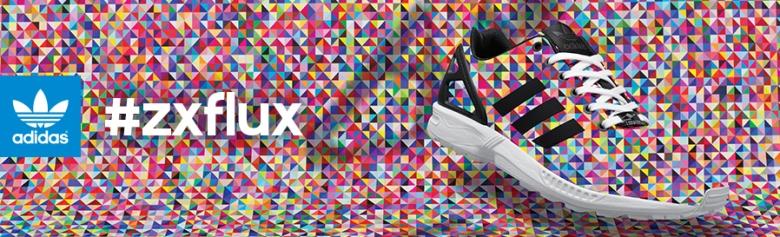 Verschillende Adidas ZX Flux schoenen vanaf €49,99 @ Intreza