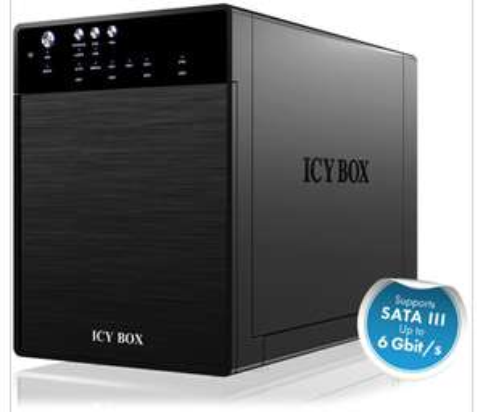 ICY BOX IB-3640SU3 externe behuizing voor €49 @ Mycom