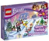 LEGO Friends en City adventskalender voor €8,95 @ Telekidstoys.nl