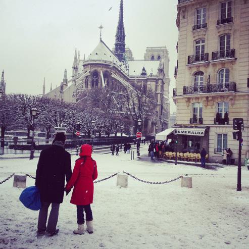 Treinkaartjes: Thalys naar Parijs voor €35 enkele reis