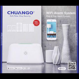 Chuango wifi alarmsysteem