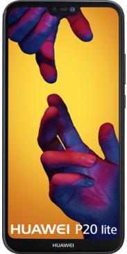 Huawei P20 Lite Smartpakker Telfort