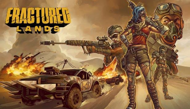 Gratis Fractured Lands Steam key @ Humble Bundle