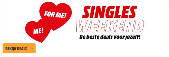 Singles Day (Weekend) bij MediaMarkt - aanbiedingen t/m zondag 11 november