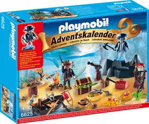 Playmobil Adventskalender Pirateneiland @TelekidsToys