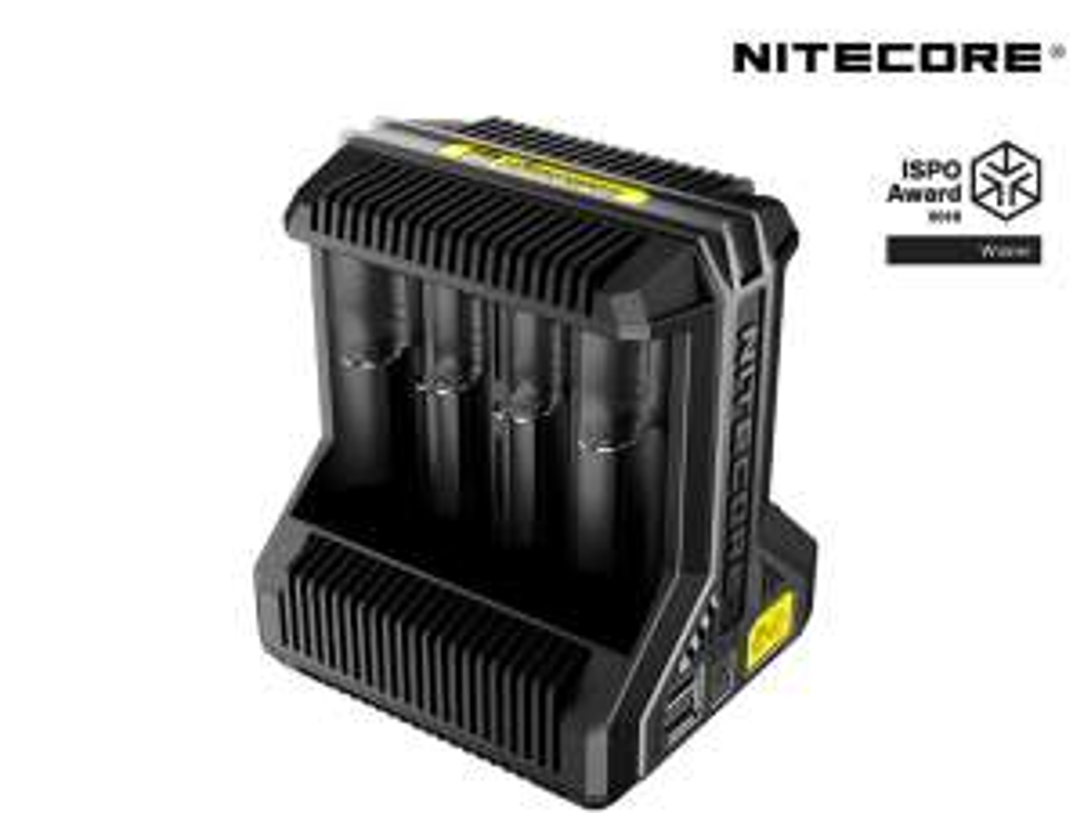 Nitecore i8 All-in-One Batterijenlaadstation