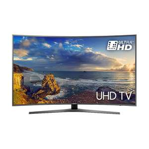 Samsung 4K Ultra HD TV UE65MU6650 (Singles Day) @BCC