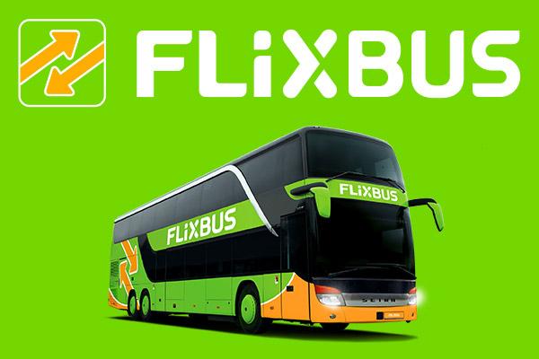Bezoek Parijs voor maar € 9,99 met Flixbus tussen 12.11-18.12 en alleen via de app.