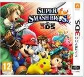 Super Smash Bros. (3DS) game voor € 33,59 @ WOW HD