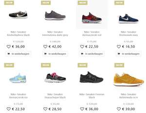 Sneakers -70% - Nike / adidas / Vans / Converse + 10% EXTRA @ Maison Lab
