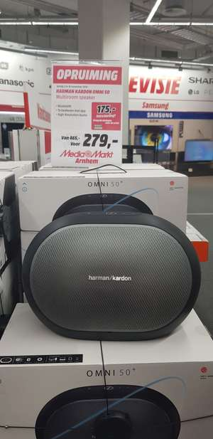 MM Arnhem - Harman Kardon Omni 50+ (en/20+/10+)