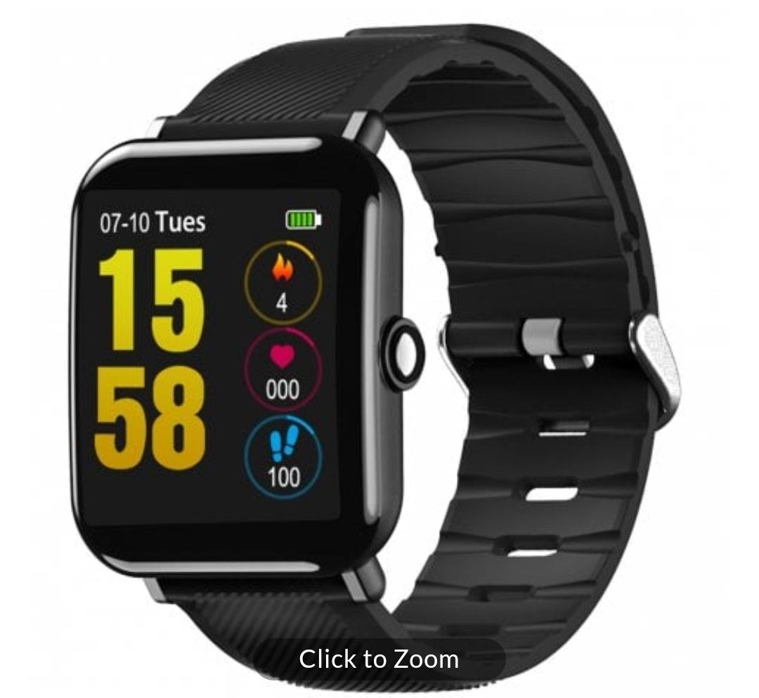 Oukitel W2 voor €13,99 (1,3-inch IPS-scherm, Bluetooth 4.0, hartslagmeter, 300 mAh, IP67) @dresslily
