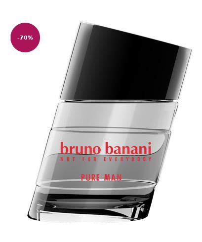 Bruno Banani Eau de Toilette Pure Man 30ml (70% korting) @Douglas