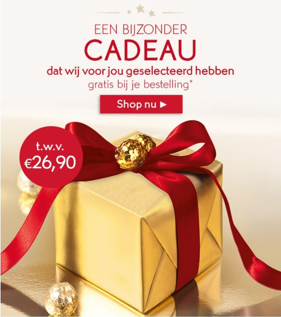 Gratis cadeau t.w.v. €26.90 bij iedere bestelling + kortingscode @YvesRocher
